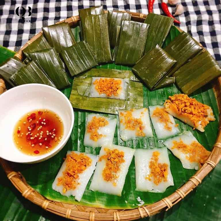 Bánh nậm Quảng Bình mang hương vị rất riêng