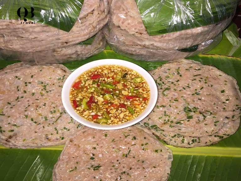 Bánh xèo Quảng Bình