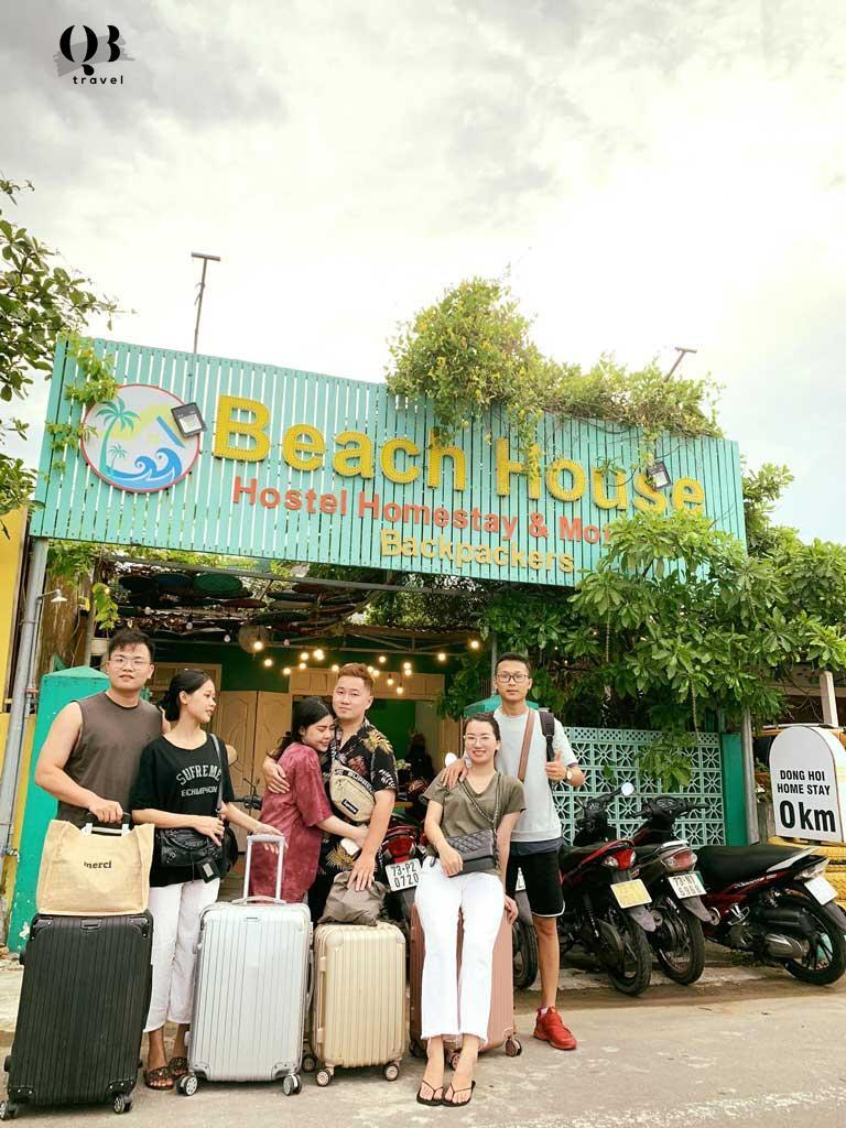 Homestay Beach House nhận được mưa lời khen trên các mạng xã hội
