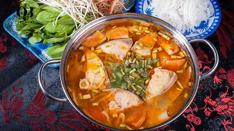 Các món ăn độc đáo với cá Nghéo Quảng Bình