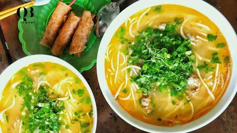 Cháo canh Quảng Bình - Một món ăn tuyệt vời mỗi sáng