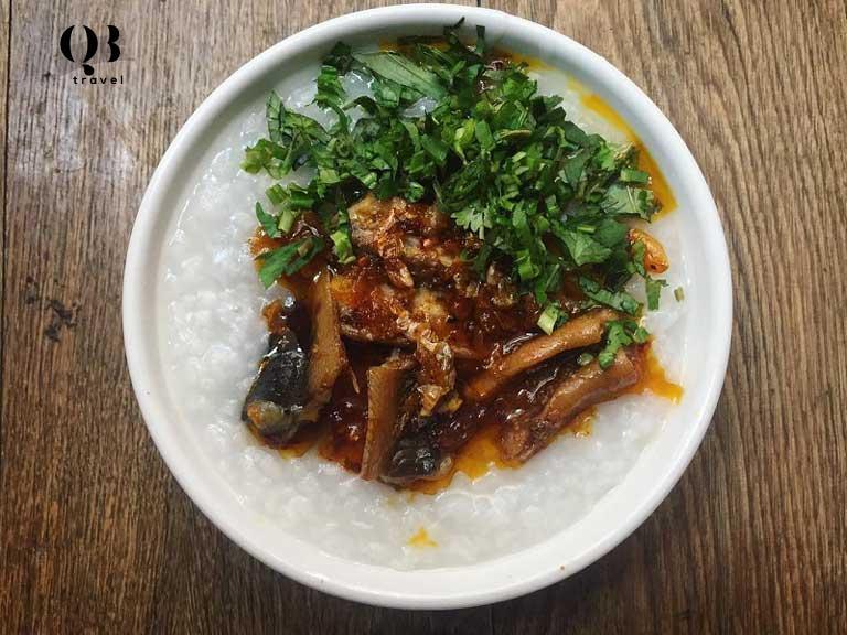 Món cháo lươn Đồng Hới, Quảng Bình