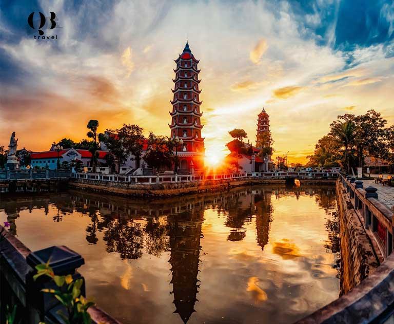 Chùa Hoằng Phúc - Ngôi chùa linh thiêng hơn 700 tuổi