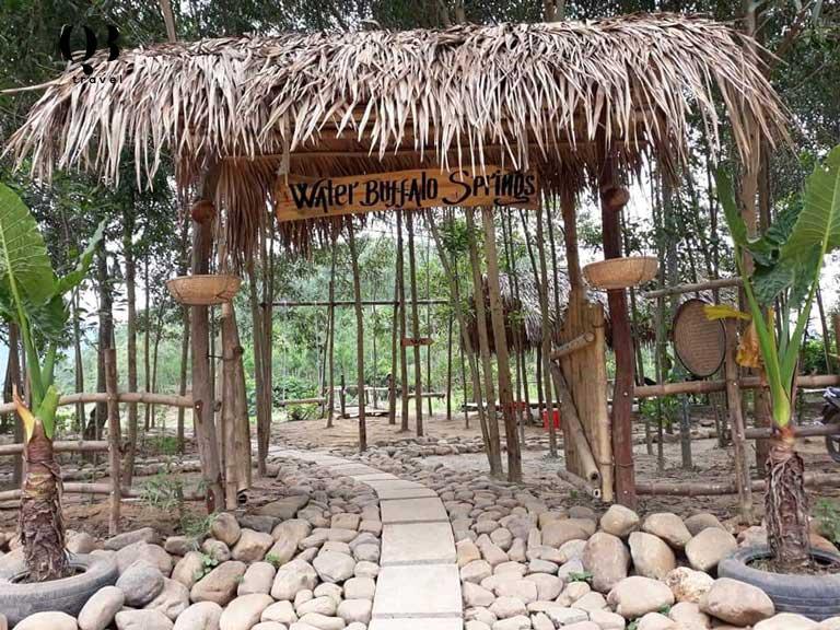 Địa điểm nghỉ dưỡng suối Vực Chèo