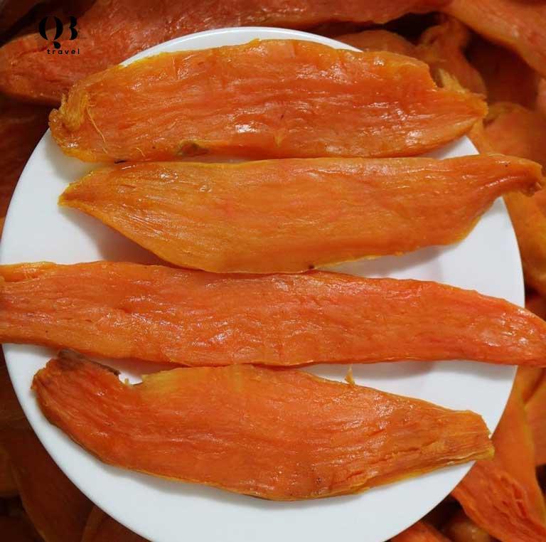 Khoai deo - đặc sản Đồng Hới Quảng Bình
