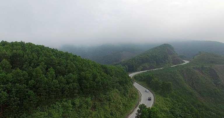 """Đèo Đá Đẽo - Thung lũng Chà Nòi được lựa chọn là địa điểm quay phim """"Kong: Skull Island"""""""