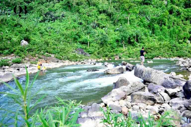 Thác Tam Lu - địa điểm phượt hoàn hảo chinh phục thiên nhiên