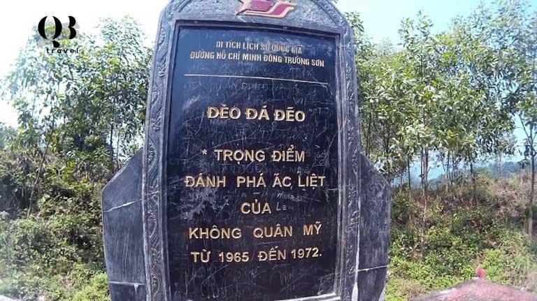 Di tích lịch sử tại Quảng Bình