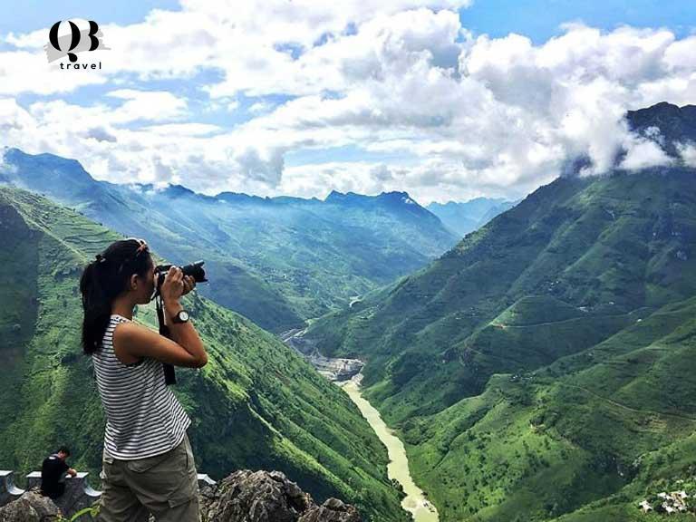 Du lịch phượt để ngắm toàn cảnh Quảng Bình