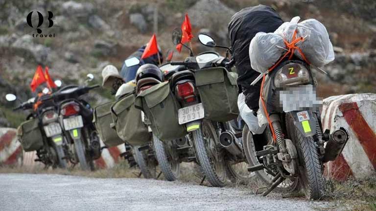 Du lịch phượt Quảng Bình bằng xe máy