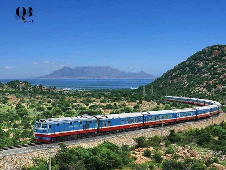 Du lịch Quảng Bình với phương tiện tàu hỏa