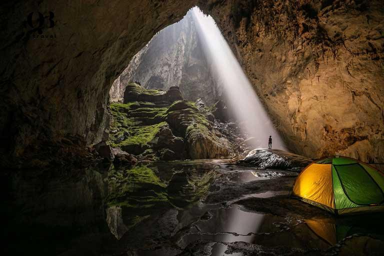 Hang Sơn Đoòng được các khoa học địa chất thế giới đánh giá là hang động lớn và kỳ vĩ nhất