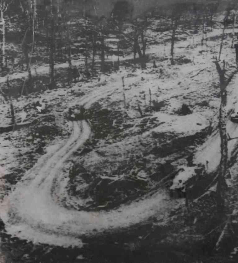 Trọng điểm tuyến đường 20 Quyết Thắng - con đường huyết mạch đưa chi viện vào chiến trường miền Nam