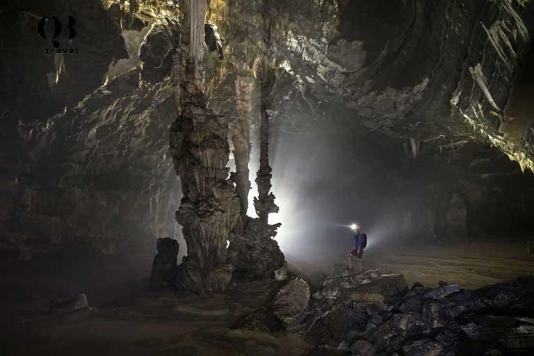 Sau quá trình nghiên cứu kỹ lưỡng, năm 2013 Hang Tiên được Oxalis Adventure đưa vào khai thác thử nghiệm