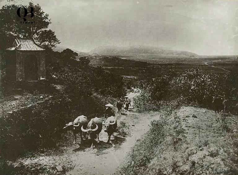 Hình ảnh đèo Ngang trong những giai đoạn lịch sử xưa