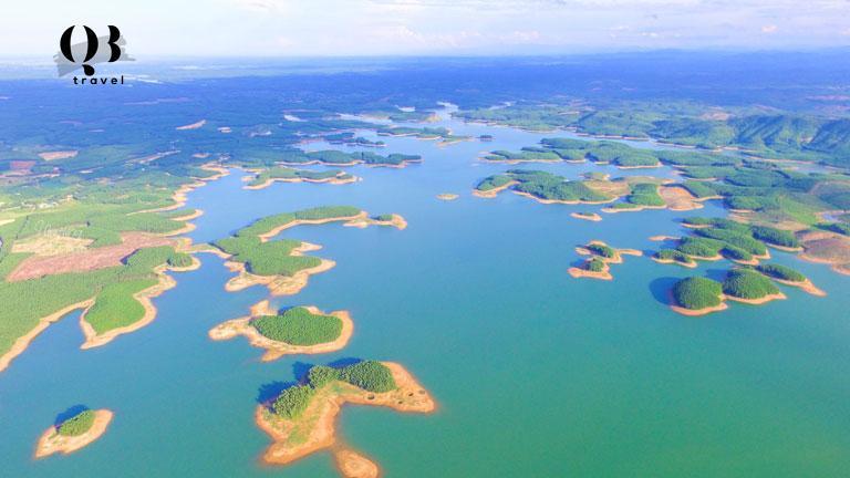 Hồ An Mã có truyền thuyết gắn liền với vua Hàm Nghi
