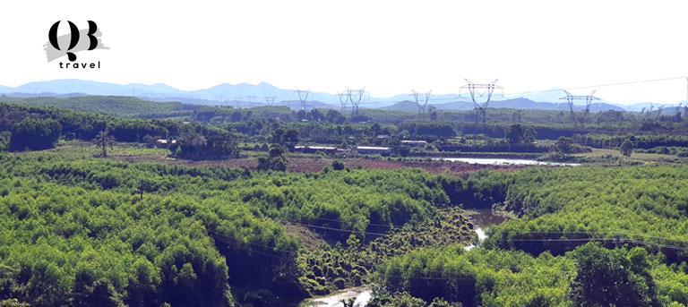 """Hồ An Mã như một """"vị cứu tinh"""" ngăn lũ, xây dựng cơ ngơi cho người dân Lệ Thủy, Quảng Bình"""