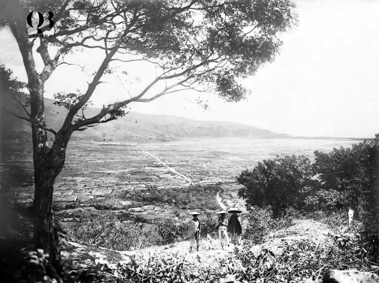 Hình ảnh Hoành Sơn Quan xưa
