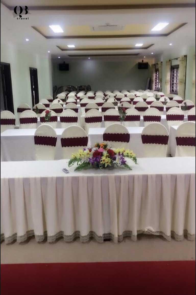 Hội trường dành cho khách lưu trú tại khách sạn