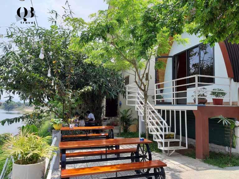 Homestay hiện đại Quảng Bình
