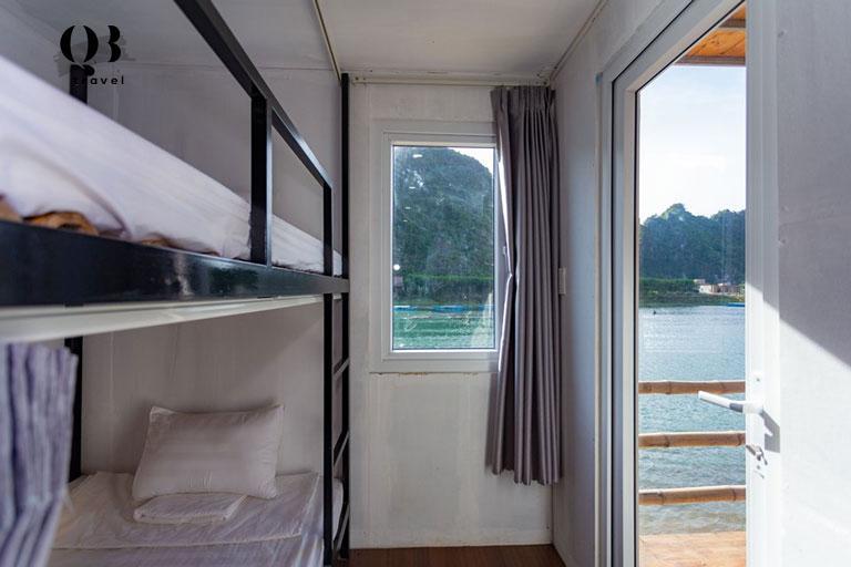Homestay Phong Nha đẹp với chiếc view đắt giá