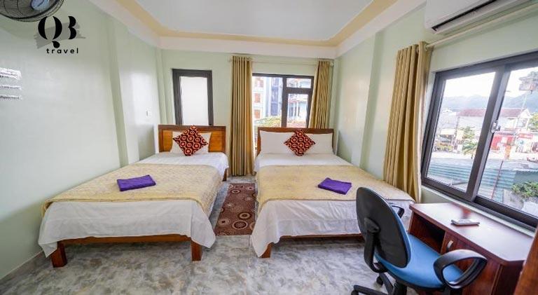 Homestay giá rẻ ở Phong Nha Quảng Bình