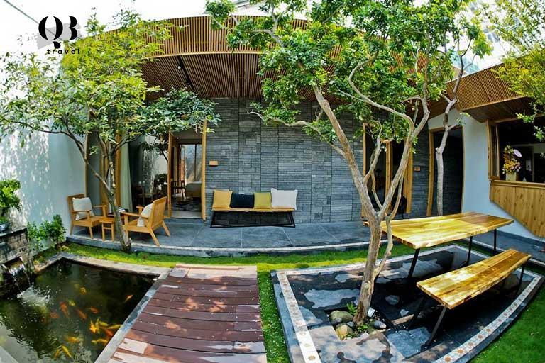 Homestay đẹp ở Quảng Bình khiến du khách thích mê
