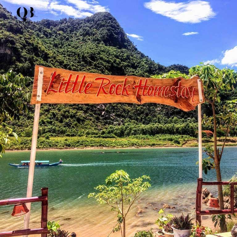 Homestay Phong Nha Little Rock Quảng Bình nơi đáng lưu trú