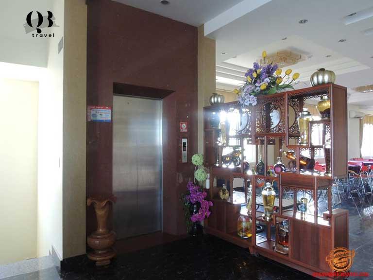 Một góc khách sạn Ngân Hà Đồng Hới