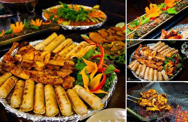 Món ăn thấm đượm hương vị gia đình tại Quảng Bình