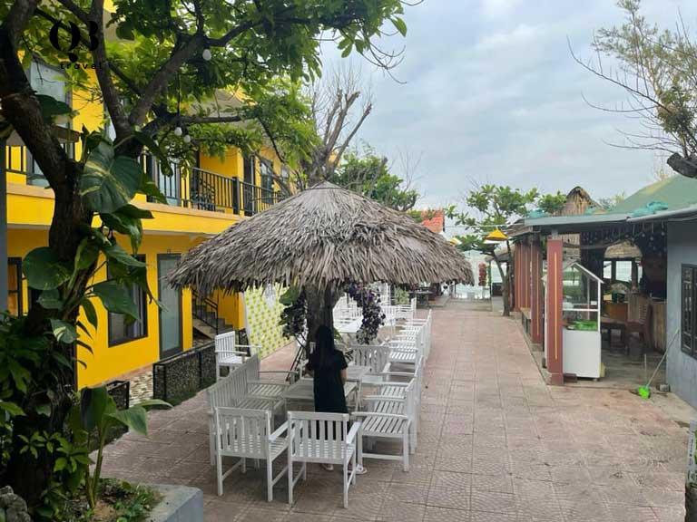 Nana Lee được đánh giá là một trong những homestay đẹp tại Đồng Hới, Quảng Bình