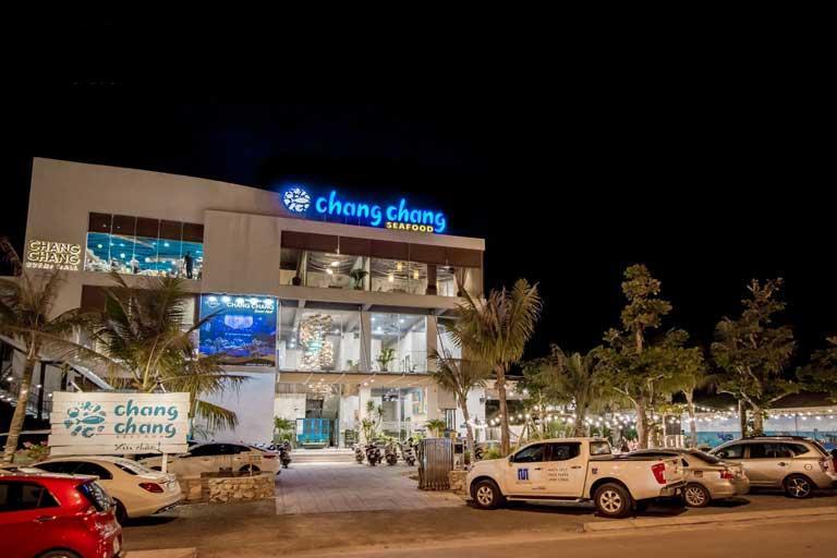 Chang Chang Seafood