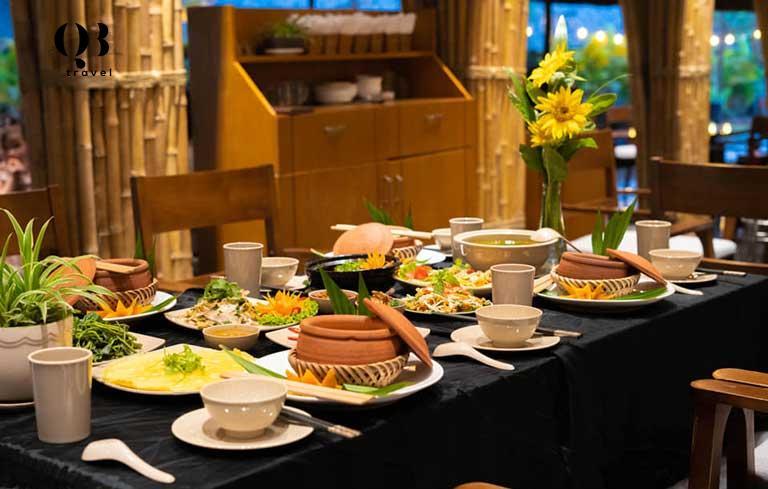 Nhà hàng Everland Đồng Hới Quảng Bình