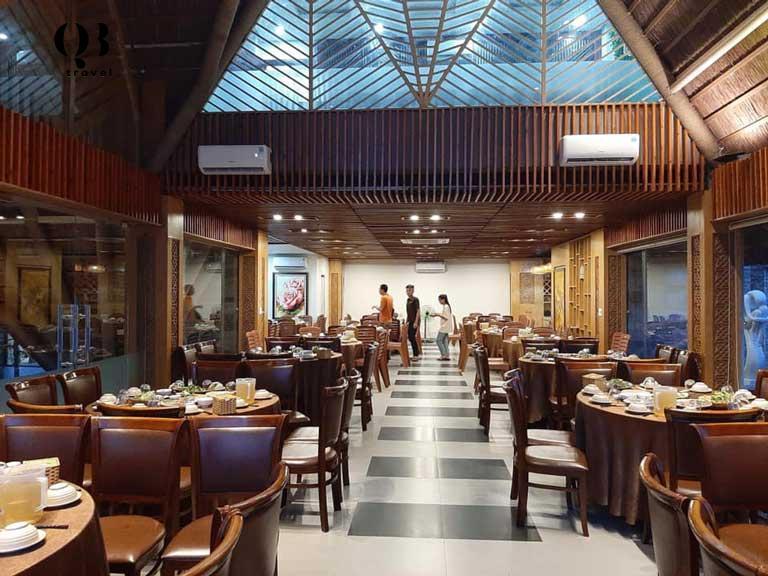 Nhà hàng Kim Tuyến có Nhiều không gian cho khách tha hồ lựa chọn