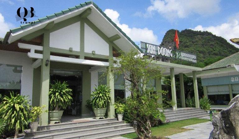 Nhà hàng Sơn Đoòng Phong Nha