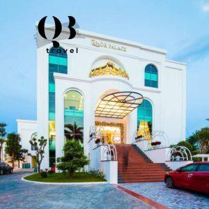 Thiết kế nhà hàng Amor Place mang âm hưởng kiến trúc Moorish đặc sắc