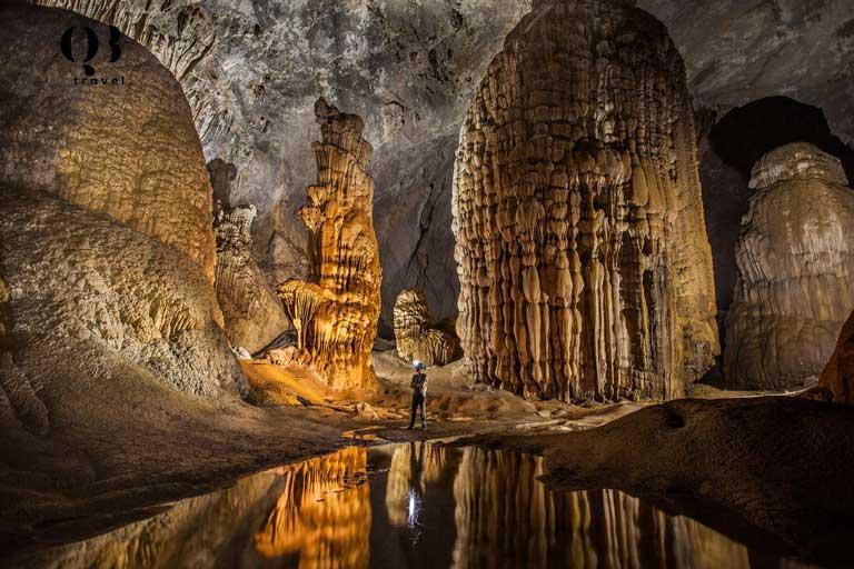 Oxalis là đơn vị duy nhất được cấp phép khai thác và đưa vào phát triển các tour du lịch khám phá tại Hang Sơn Đoòng