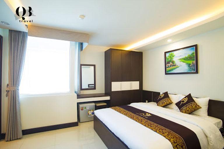 Phòng Superior tại khách sạn Cao Minh Nhật Lệ