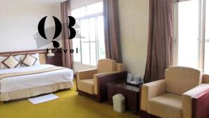 Phòng nghỉ view hướng biển tại khách sạn