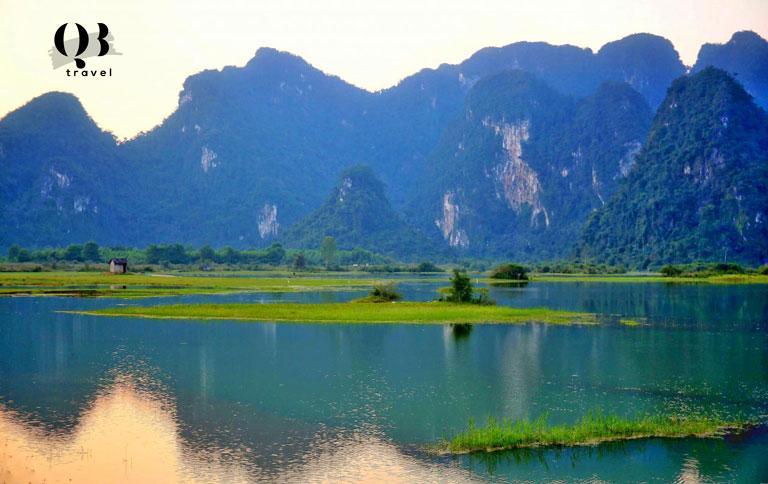 Hồ Yên Phú tuyệt đỉnh của cái đẹp