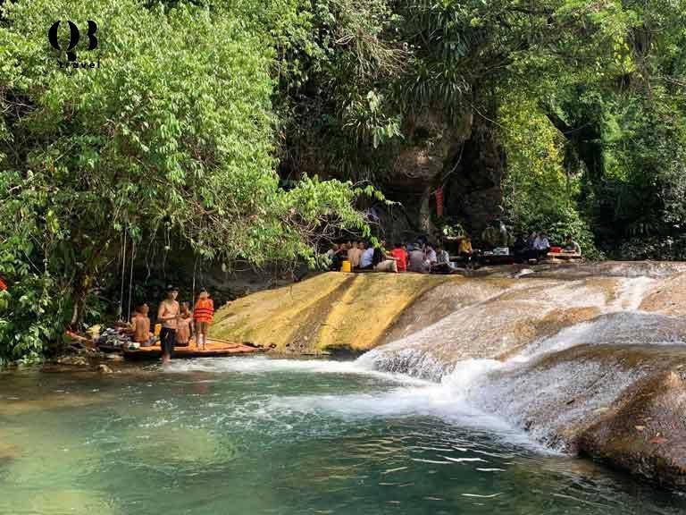 Suối Chà Cùng - xã Trường Sơn, Quảng Bình