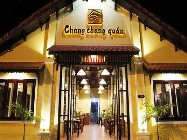 Nhà hàng Chang Chang - quán ăn ngon Đồng Hới Quảng Bình