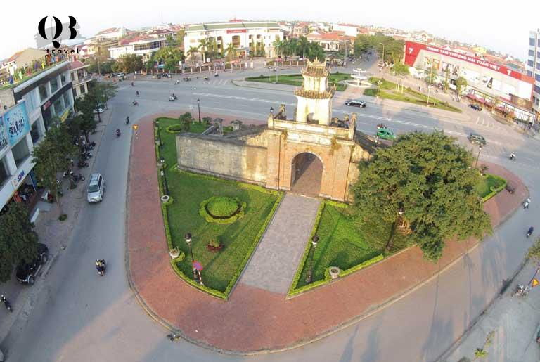 Quảng Bình Quan được xây dựng vào năm 1631 - minh chứng lịch sử của một thời đất nước bị phân chia