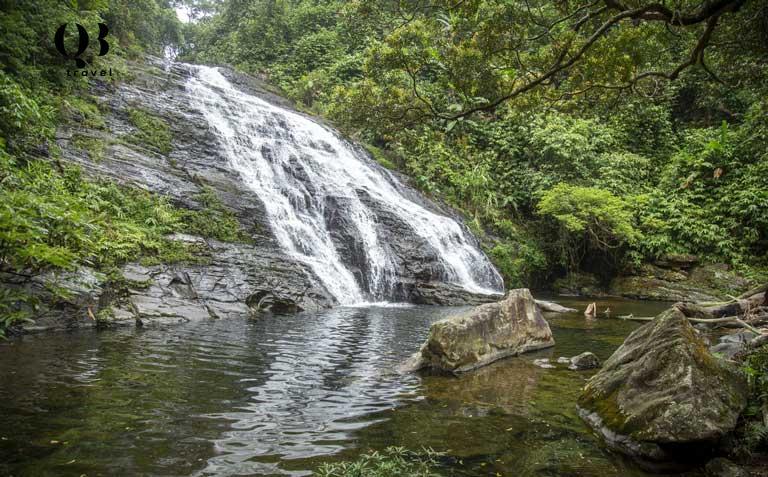 Thác Tóc Tiên Tiên- tuyệt kỹ của thiên nhiên hoang sơ