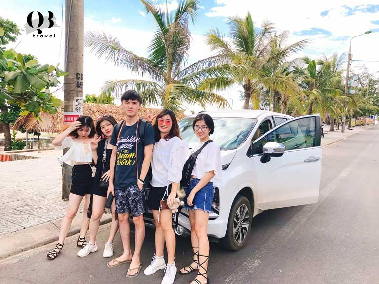 Thuê xe ô tô 7 chỗ du lịch Quảng Bình