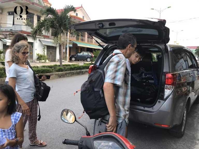 Thuê xe 7 chỗ Đồng Hới Quảng Bình - Xác định loại xe phù hợp với nhu cầu, mục đích của du khách