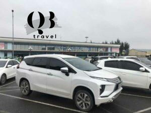 Đặt xe trước cho chuyến du lịch và sửa soạn đồ đạc cho chuyến đi