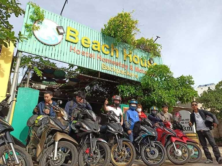 Thuê xe máy tại Quảng Bình