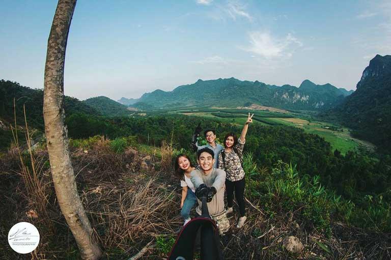 Thung lũng Chà Nòi - Điểm du lịch được giới trẻ yêu thích