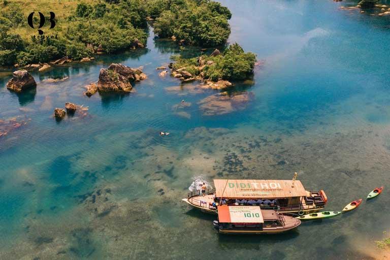 Tham gia Đi Đi Thôi Tour du khách được trải nghiệm nhiều hoạt động du lịch thú vị và đến gần hơn văn hóa vùng quê Quảng Bình